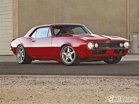 1967 Chevrolet Camaro  Hot Rod Network