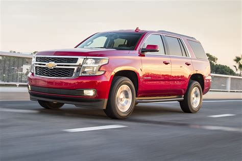 chevrolet tahoe lt review long term update