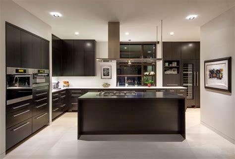 impressive contemporary kitchen designs   blow