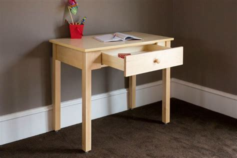 small wood desk back to school ready with study loft beds with desk
