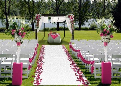 Customize Your Wedding Aisle Runner