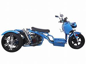 New 2019 Icebear Maddog Trike Limited Scooters In
