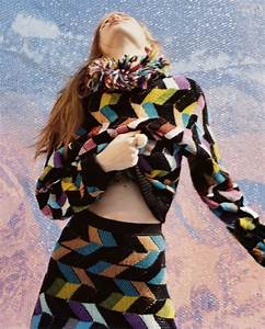 Gigi Hadid for Missoni Fall 2017 Campaign | Tom + Lorenzo