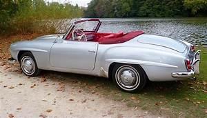 Mercedes 300 Sl A Vendre : mercedes 190 sl 1961 vendre ~ Gottalentnigeria.com Avis de Voitures