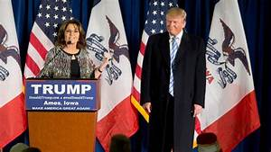 Sarah Palin Under Consideration for VA Secretary - ABC News