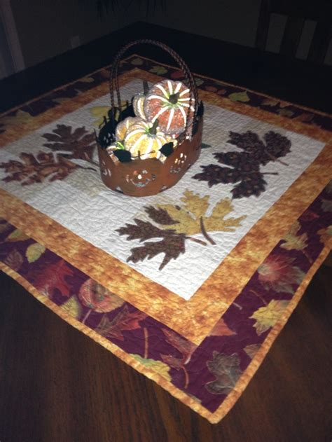 fall table runners to make 1000 images about table runner patterns on pinterest