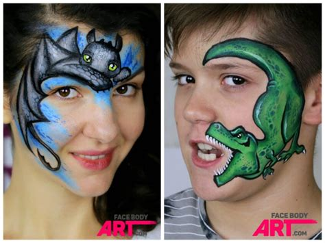 Top 10 Must-learn Face Painting Designs (and +1 More
