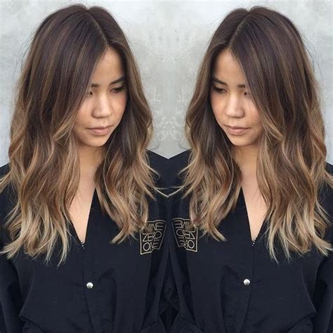 Vs Light Brown Hair by Best 25 Summer Hair Ideas On Balayage