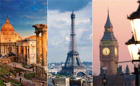 34 Cosas gratis que puedes hacer cuando viajes a Europa ...