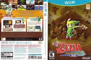 BCZE01 The Legend Of Zelda The Wind Waker HD