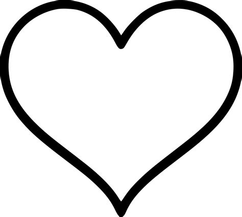 Free svg image & icon. Heart Svg Png Icon Free Download (#490956 ...