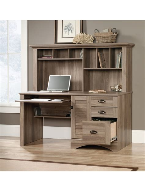 Desk For Home Office by Home Office Desks Teknik Louvre Hutch Office Desk