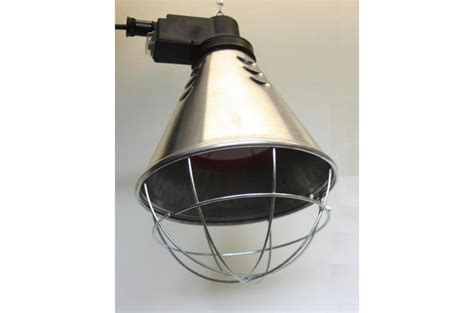 Infrared Brooder Lamp (with Dimmer Switch)