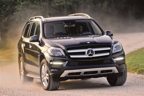 Marcedes Benz Gls : 2014 Mercedes-benz Gl-class Reviews And Rating