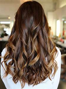 27 Dark Brown Hair With Highlights To Inspire You