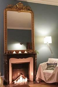 Miroir Deco Salon : coin chemin e indoor spaces en 2019 miroir chemin e ~ Melissatoandfro.com Idées de Décoration