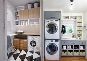 Farbe Für Waschküche : die eigene waschk che modern und kreativ gestalten tipps und ideen ~ Sanjose-hotels-ca.com Haus und Dekorationen