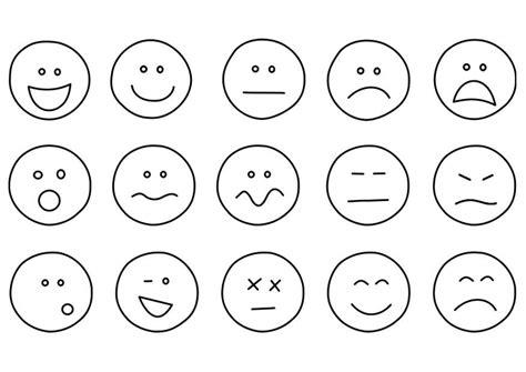 Kleurplaten Emoties by Kleurplaat Emoties Afb 21994