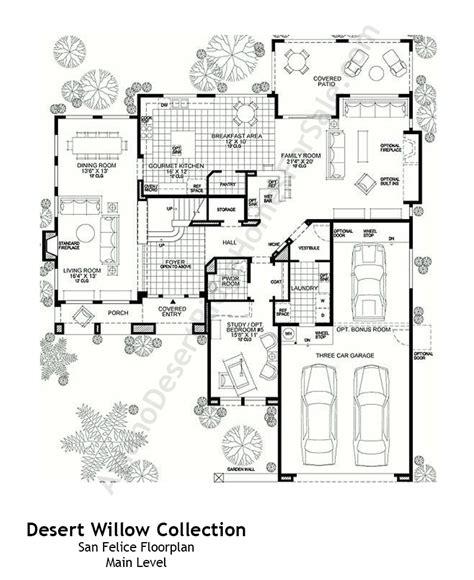 desert house plans desert home floor plans house design plans