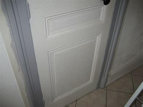 peinture dans le couloir