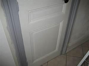 Porte De Couloir : peinture dans le couloir ~ Nature-et-papiers.com Idées de Décoration