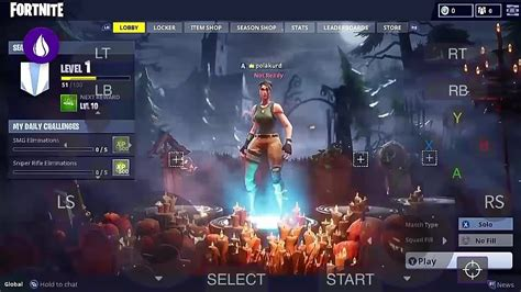 fortnite mobile  pc bluestacks fortnite generator drop