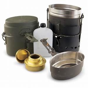 New Swedish Military Mess / Stove / Fuel Kit - 119711 ...