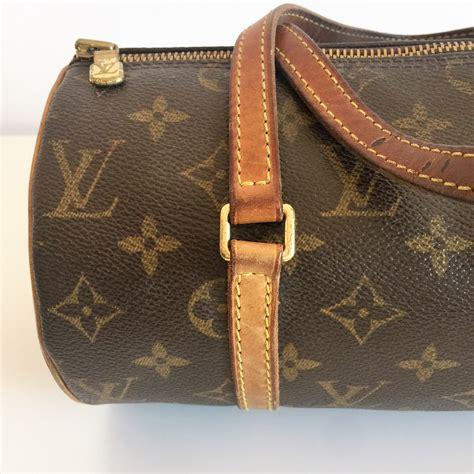 louis vuitton papillon pre owned bag  good condition lusso