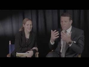 Louise Mensch and Tony Robbins Discuss His New Bestseller ...