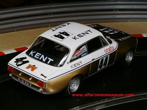 Alfa Romeo Kent by 1970 Giulia Sprint 2000 Gtam Kent 1 32 Slotcar