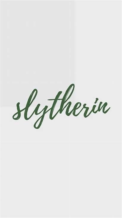 Slytherin Aesthetic Potter Harry Wallpapers Backgrounds Desktop