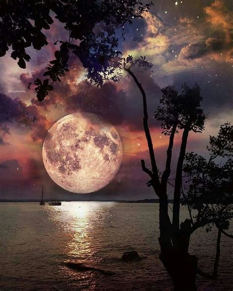awesome beautiful moon moon pictures super moon