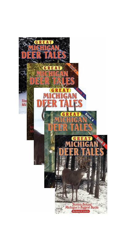 Tales Deer Michigan Books Richard Smith