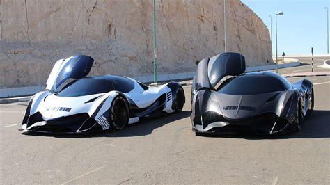 Dubai 5000 Hp Car by El Devel Sixteen Se Deja Ver Acelerando