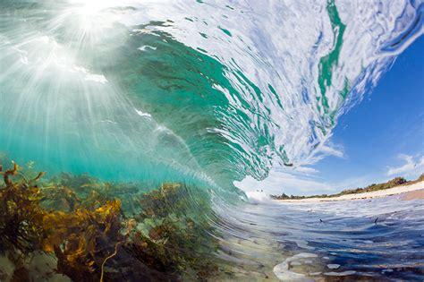 20 Majestuosas fotos de olas que captan su belleza al ...