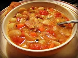 Bean Soup with Ham Bone Recipe