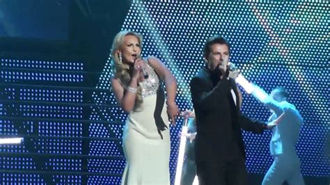 Thomas Anders & Kamalia No Ordinary Love Yuna 2012 Kyiv