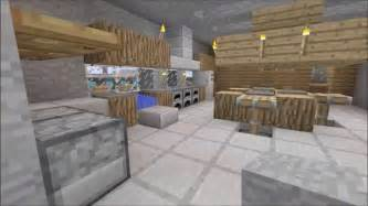 how to build a kitchen dining room minecraft xbox 360 edition youtube