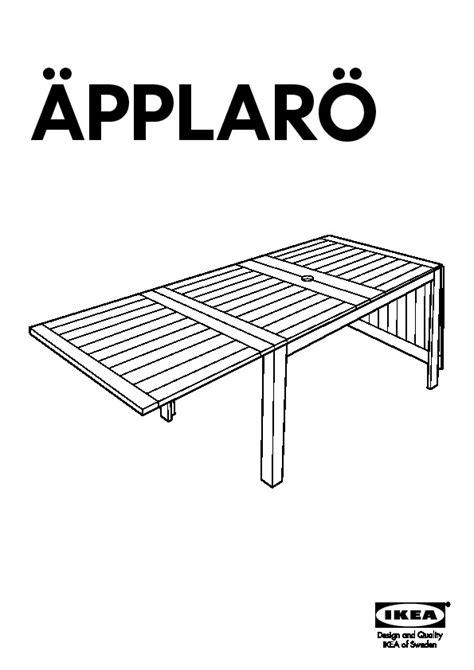 tavolo con ribalta 196 pplar 214 tavolo 2 panche da giardino mordente marrone ikea