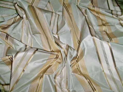 Kravet Couture Lee Jofa Mademoiselle Stripes Silk Taffeta