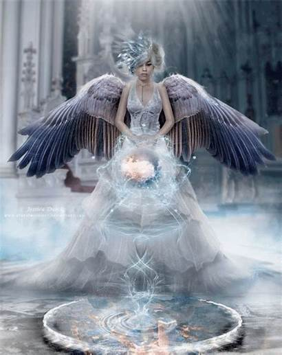 Angel Angels Fantasy Among Lorelei Gardian
