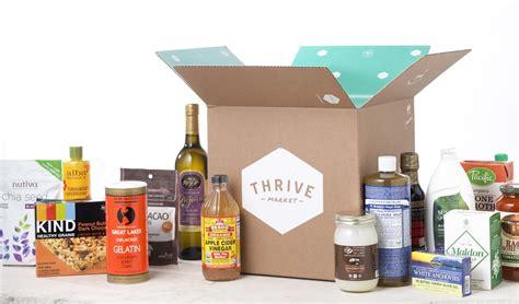 thrive market  kinder amazon  organic food civil eats