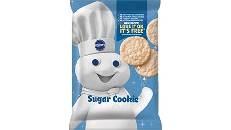 Sugar cookie dough is the simplest way to indulge in a warm, sweet, chewy treat. Pillsbury™ Ready to Bake!™ Sugar Cookies - Pillsbury.com