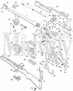 Ruger Mini Parts List