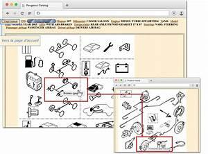 Pieces Detachees Carrosserie Peugeot 308 : trouver la r f rence constructeur peugeot ~ Melissatoandfro.com Idées de Décoration
