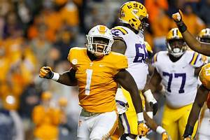 Clemson Football  Could A Matchup With Tennessee Be On The Books