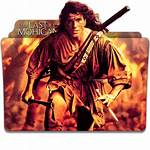 Last Mohicans Folder Icon 1992 Deviantart