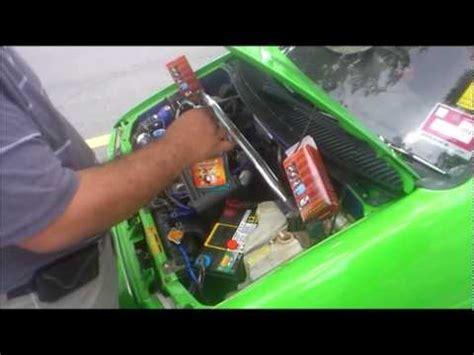decarb perodua kancil l6 jbjl turbo