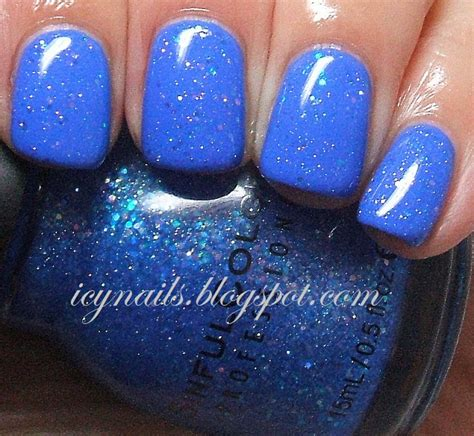 sinful colors hottie swatch  review notes