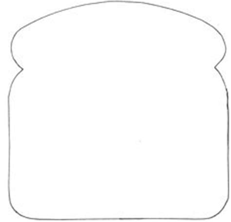toast coloring pages learny kids toast coloring pages learny kids